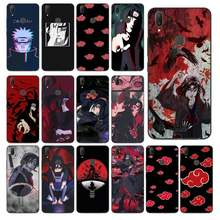 LVTLV Anime Naruto Itachi Coque Shell Phone Case for vivo Y66 Y67 Y69 Y71 Y75 V7 Y79 Y81 Y83 Y97 Y91(China)