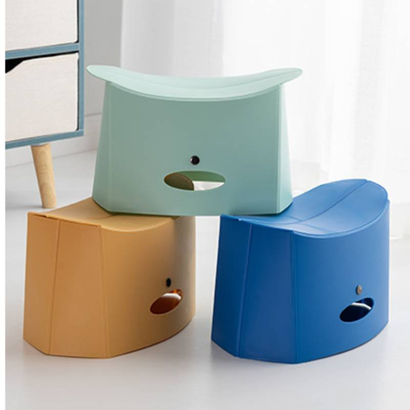 Детская мебель складной стул Kids Folding Stool Portable Outdoor Travel Mini Light Fishing Chair Plastic Household Stools