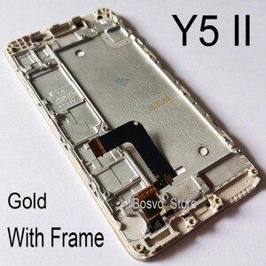 Image 5 - Tela de lcd para huawei y5 ii, display de substituição para tela cun u29 l21 l01 l02 l03 l22 l23 l33 com touch peças de reparo