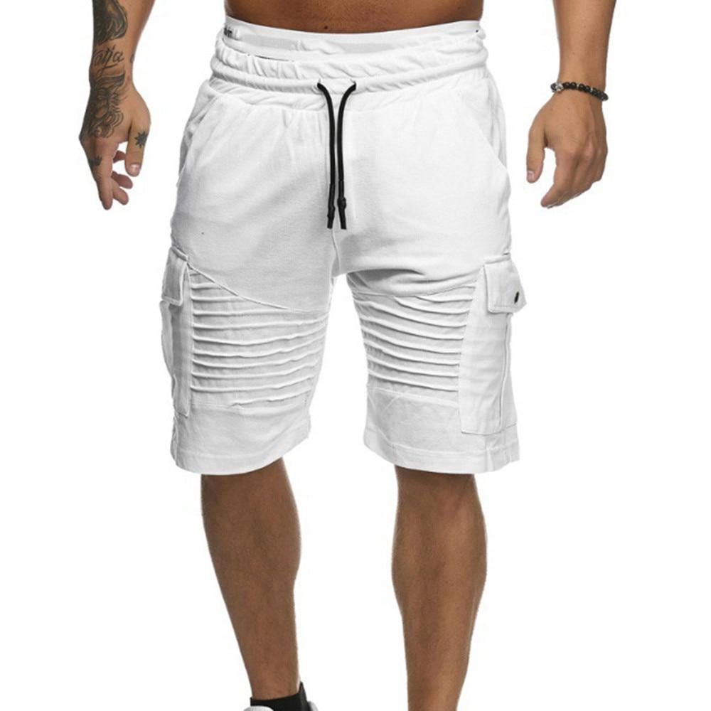 Men's Shorts Sportswear Fashion Mens Shorts Swim Trunks Breathable Beach Surfing Running Sport Pants Short Masculino Basquete