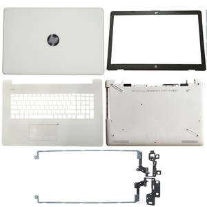 Image 4 - Laptop LCD Back Cover/Front bezel/LCD Hinges/Palmrest/Bottom Case For HP 17 BS/AK/BR Series 933293 001 926527 001 933298 001