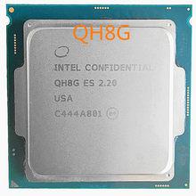 Intel core i5-6400T es i5 6400T es QH8G 2.2 GHz dört çekirdekli dört iplik CPU işlemci 8M LGA 1151