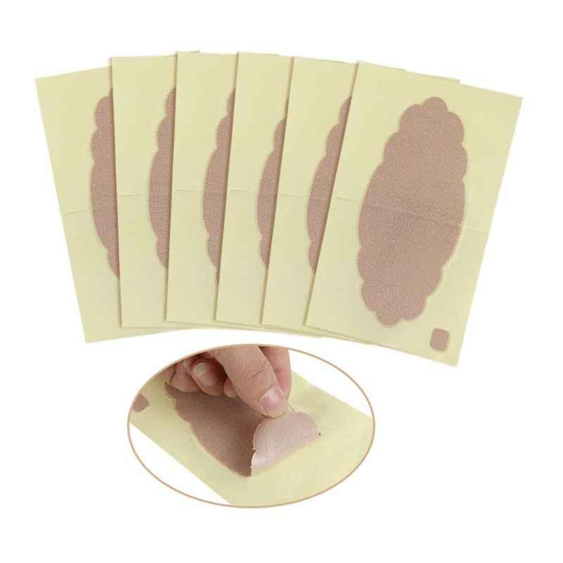 Tampons de sueur sous les aisselles multifonctions bouclier serviettes absorbantes plantaires adhésif déodorant autocollant anti-transpirant pour femmes hommes