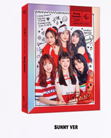 [MYKPOP]~100% OFFICIAL ORIGINAL~ GFRIEND Mini #7 SUNNY SUMMER KPOP Fans Collection - SA19100705