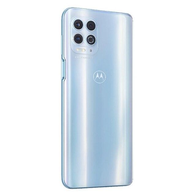 "International Firmware Motorola Moto Edge S 5G Smart Phone Fingerprint 64.0MP Snapdragon 870 5000mAh 6.7"" 90HZ Android 11.0 6"