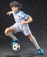 Grandes brinquedos dasin modelo 942toy dm capitão tsubasa ozora tsubasa pvc figura de ação anime brinquedo boneca 1/10