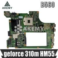 48.4JW06.011 For lenovo V560 B560 motherboard HM55 DDR3 geforce 310m 100% tested intact Motherboards    -