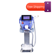 808nm Diode Laser Hair Removal Machine 3 Wavelength 755nm 808nm 1064nm Portable Painless And Fast Depilation Equipment
