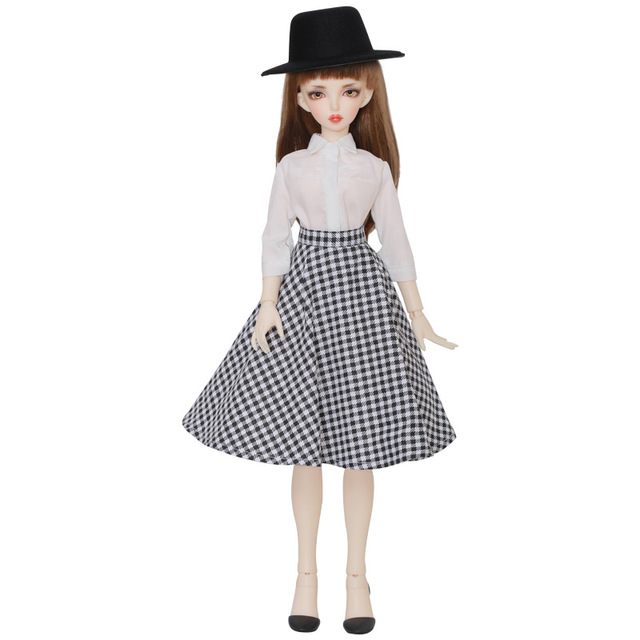 Minifee Fairyline Sia BJD Dolls 1/4 кукла bjd Full Set Jointed Doll with make up Children Toys for Girl Birthday Gift
