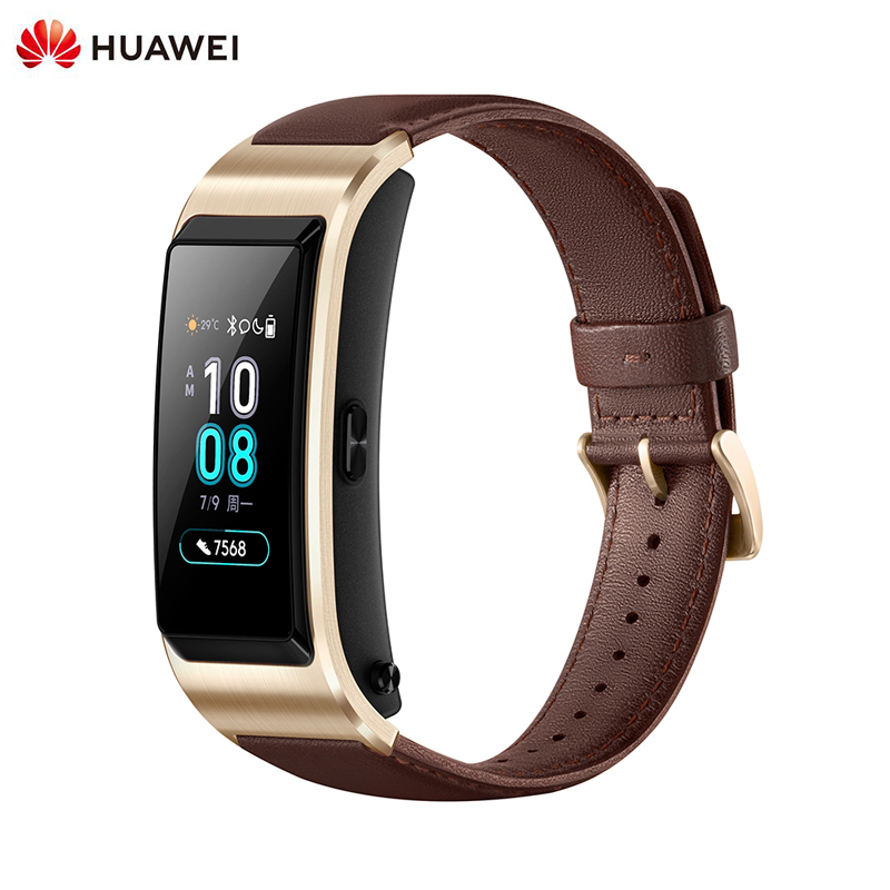 Original Huawei Smart Watch TalkBand B5 Sleep Fitness Tracker Heart Rate Tracker Smart Bracelet GPS Sport SmartWatch Wristbands