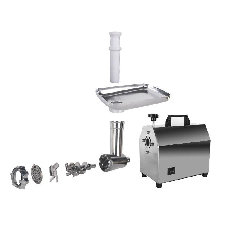 Купить с кэшбэком 110-240V Electric Meat Grinder Heavy Duty Household Commercial Sausage Maker Meats Mincer Food Grinding Mincing Machine
