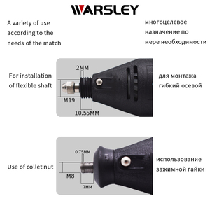 Image 3 - 180W Engraver Mini Drill Grinder Dremel Engraving Pen Grinder Electric Rotary Tool Mini Mill Diy Drill Grinding Electric Drill
