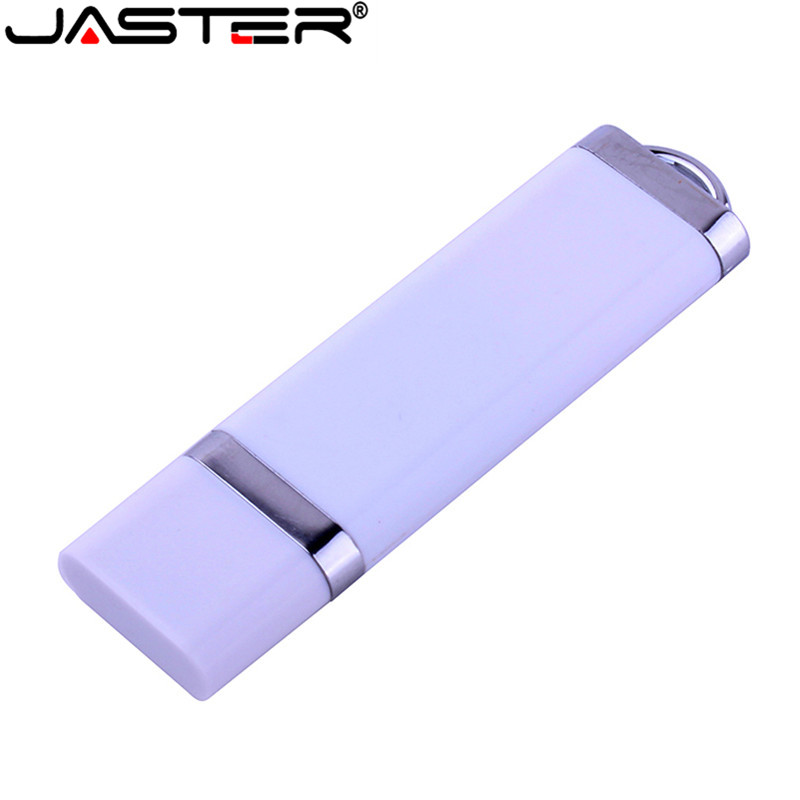 JASTER USB 2.0 4 Color Lighter Shape Pendrive 32GB USB Flash Drive Thumb Drive Memory Stick Pen Drive 16GB 64GB Birthday Gift