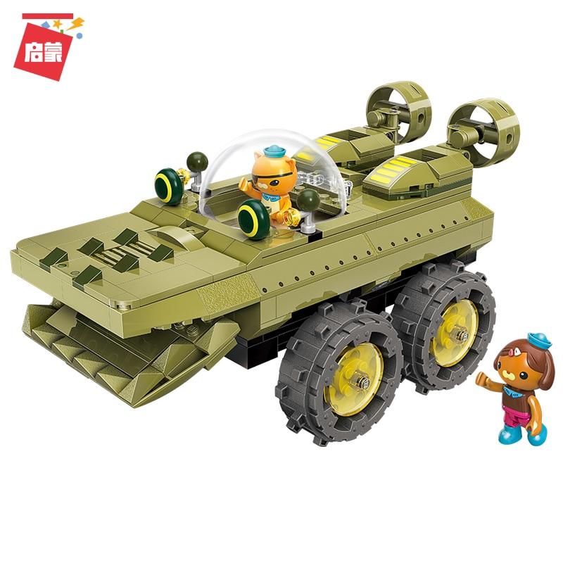 Enlighten Octonauts All Set Brick Toys 67