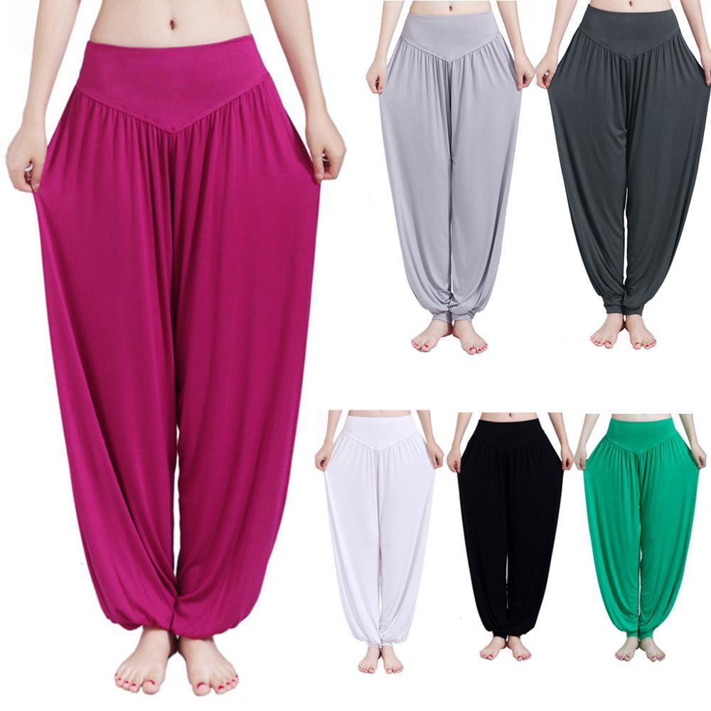 New Womens Ali Baba Trousers Ladies Harem Pants Floral Aladdin Hippy Leggings