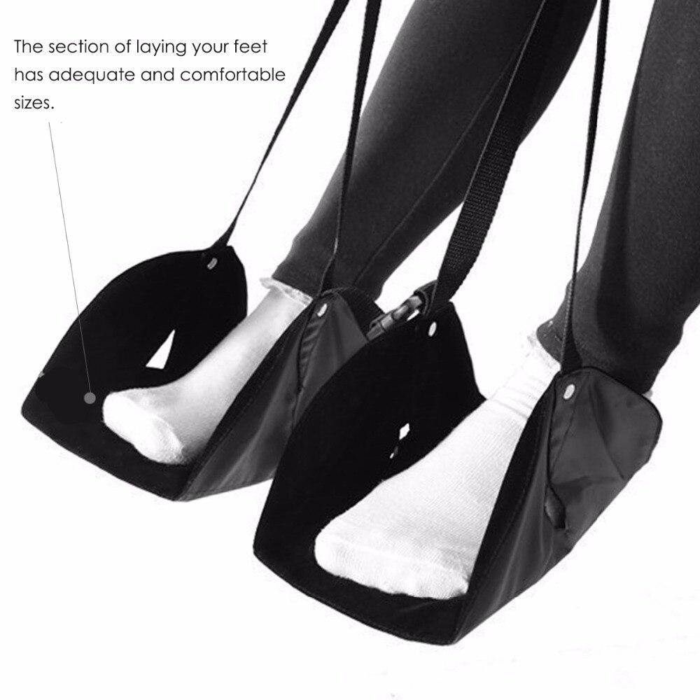Hammock Flight Swing Foot-Holder Adjustable No Carry-On Nosii Folding