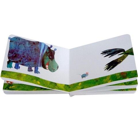 carle ingles lingua leitura livros para criancas