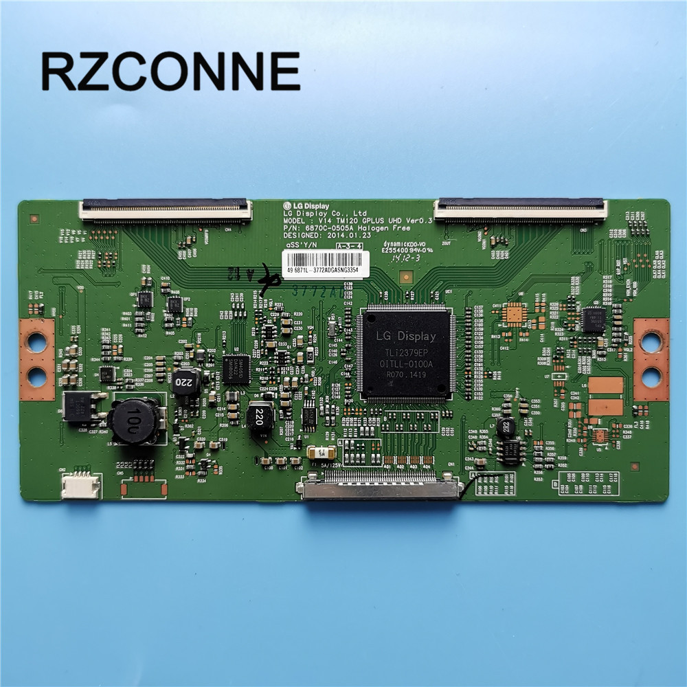 T-con Board For 6870C-0505A V14 TM120 GPLUS UHD Ver0.3