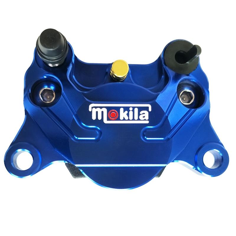 Motorbike Brake Caliper 84mm Motorcycle cylinder hydraulic pump calipers for Vespa Honda Yamaha bike Disc Radial brake