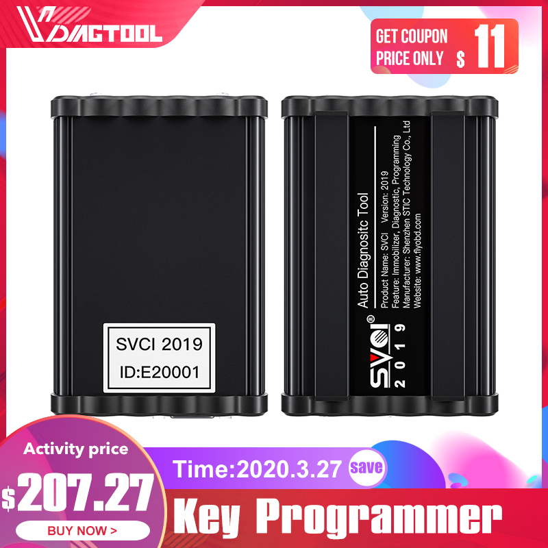 Vdiagtool FVDI2019 Abrites Commander Key Programmer Tool FVDI2020 Car Diagnostic Unlimited With 21 Software