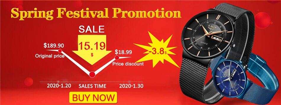 H96d2142bf10b46e68f3f28106dfcd638y Mens Watches LIGE Top Brand Luxury Waterproof Ultra Thin Date Clock Male Steel Strap Casual Quartz Watch Men Sports Wrist Watch