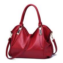 лучшая цена 2019 New Women Bag Casual Fashion Soft Bag Ladies Handbag Shoulder Bag Women Bag Large Capacity Shoulder Bag Casual Women Bag