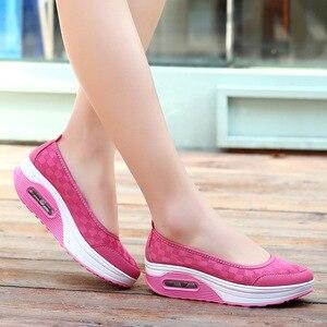 Spring flats women shoes sandals summer new platform sandal flats shoes breathable Comfortable Shoes women Plus size ghn89(China)