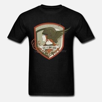 Camiseta de manga corta para hombre y mujer, camiseta Unisex de Ace...