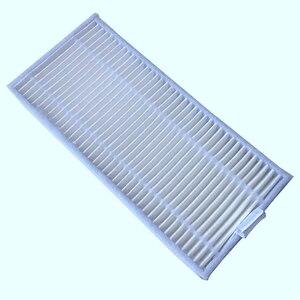 Image 4 - 17 قطعة فرشاة جانبية تصفية العجلات ل ECOVACS DEEBOT 600 601 605 710 N79 N79S قطع غيار المكنسة الكهربائية
