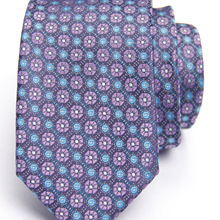 blue dot pattern tie with fashion patterned skinny ties men 2020