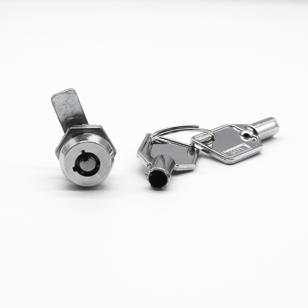 1pcs Mailbox Locks Drawer Cupboard Lock Keys High Quality Tubular Cam Cylinder Lock For Safe Box Files