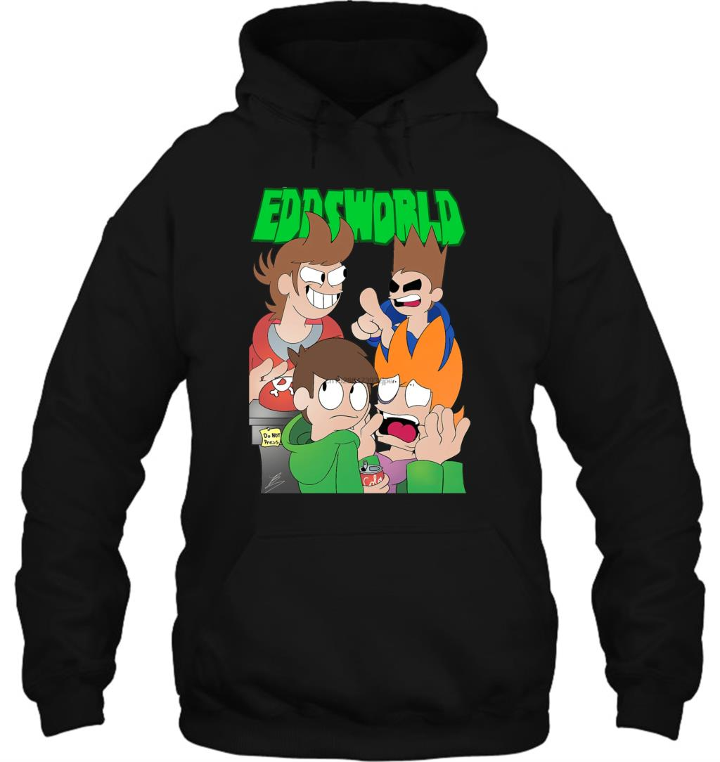 Eddsworld Tee For Streetwear Men Women Hoodies Sweatshirts