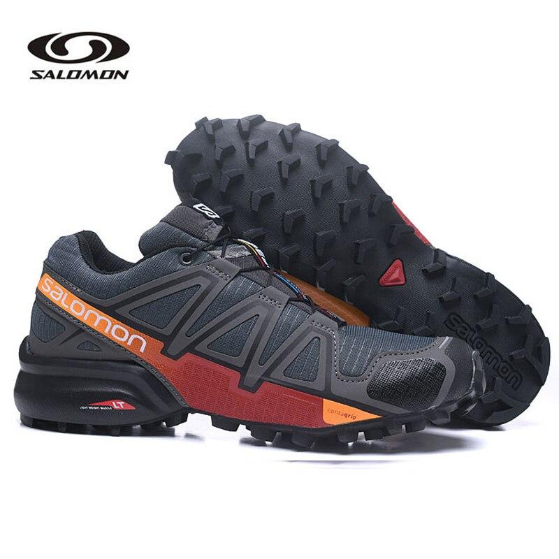 Мужские кроссовки для бега Speed Cross 4, легкие дышащие, спортивная обувь для улицы|Беговая обувь| | АлиЭкспресс