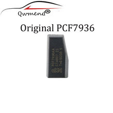 QWMEND Original PCF7936AS Auto key transponder chip ID46 chip PCF7936 PCF7936AA Locksmith Tool pcf 7936