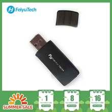 Feiyutech Feiyu USB konektörü Firmware adaptörü için 3 eksen el Gimbal FY G6 G6 artı ak2000 Vimble 2 WG G4 yükseltilmiş adaptörü