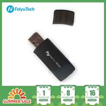 Feiyutech Feiyu adattatore Firmware connettore USB per giunto cardanico palmare a 3 assi FY G6 G6 Plus ak2000 Vimble 2 WG G4 adattatore aggiornato