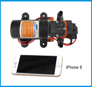 Image 5 - 35PSI 12V Marine Water Pump Diaphragm Self Priming Pump Boat Accessories Showers Toilets Water Transfer Motor for RV Caravan