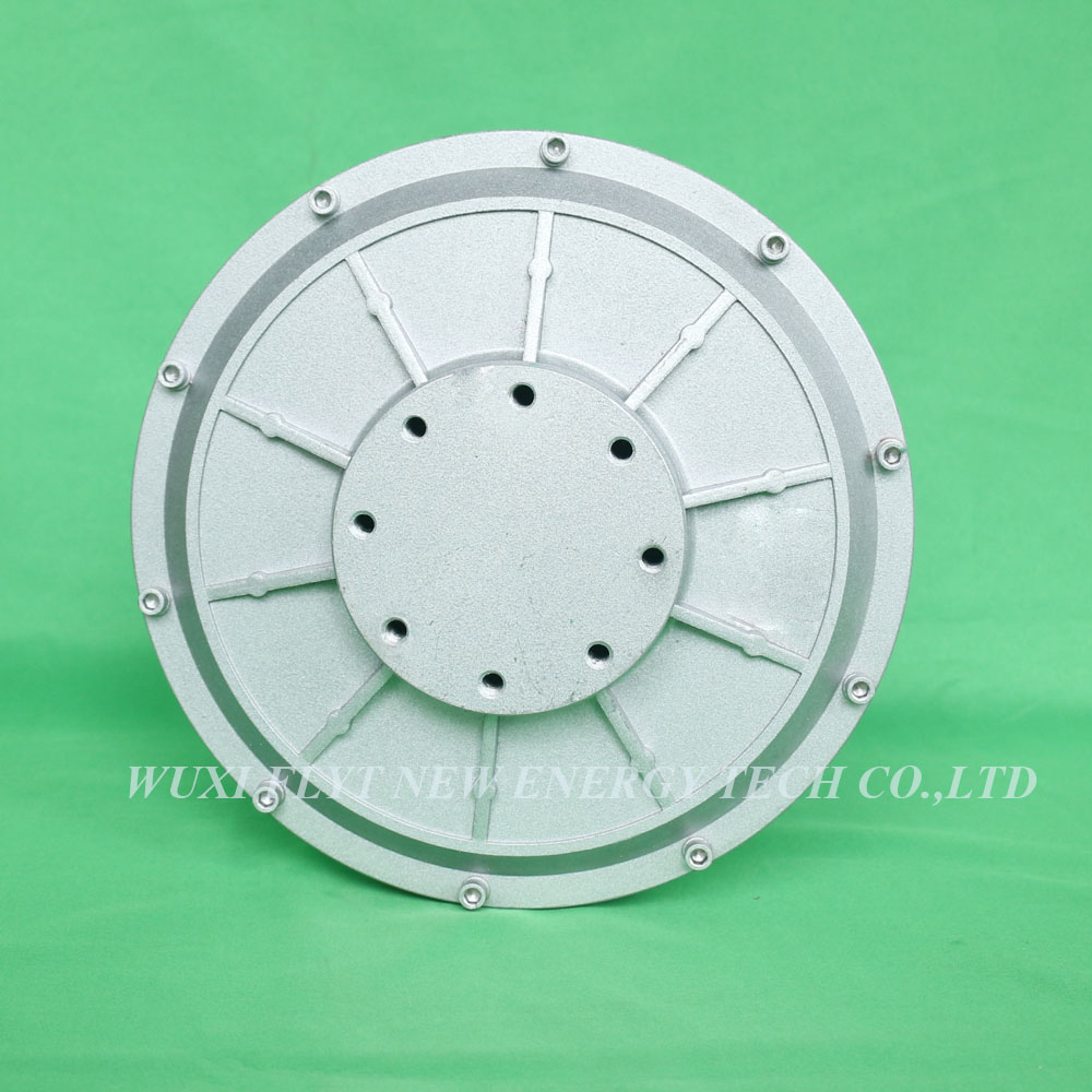 1KW 220v Coreless ac Rare Earth Permanent Magnet Generator Low RPM 110/150/180/350rpm 1000w Maglev Generator