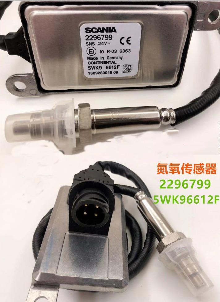 2296799 2020691 1872080 2247379 5WK96612D 5WK96612F азотный кислородный датчик Датчик NOX 24 В для запасных частей двигателя Scania