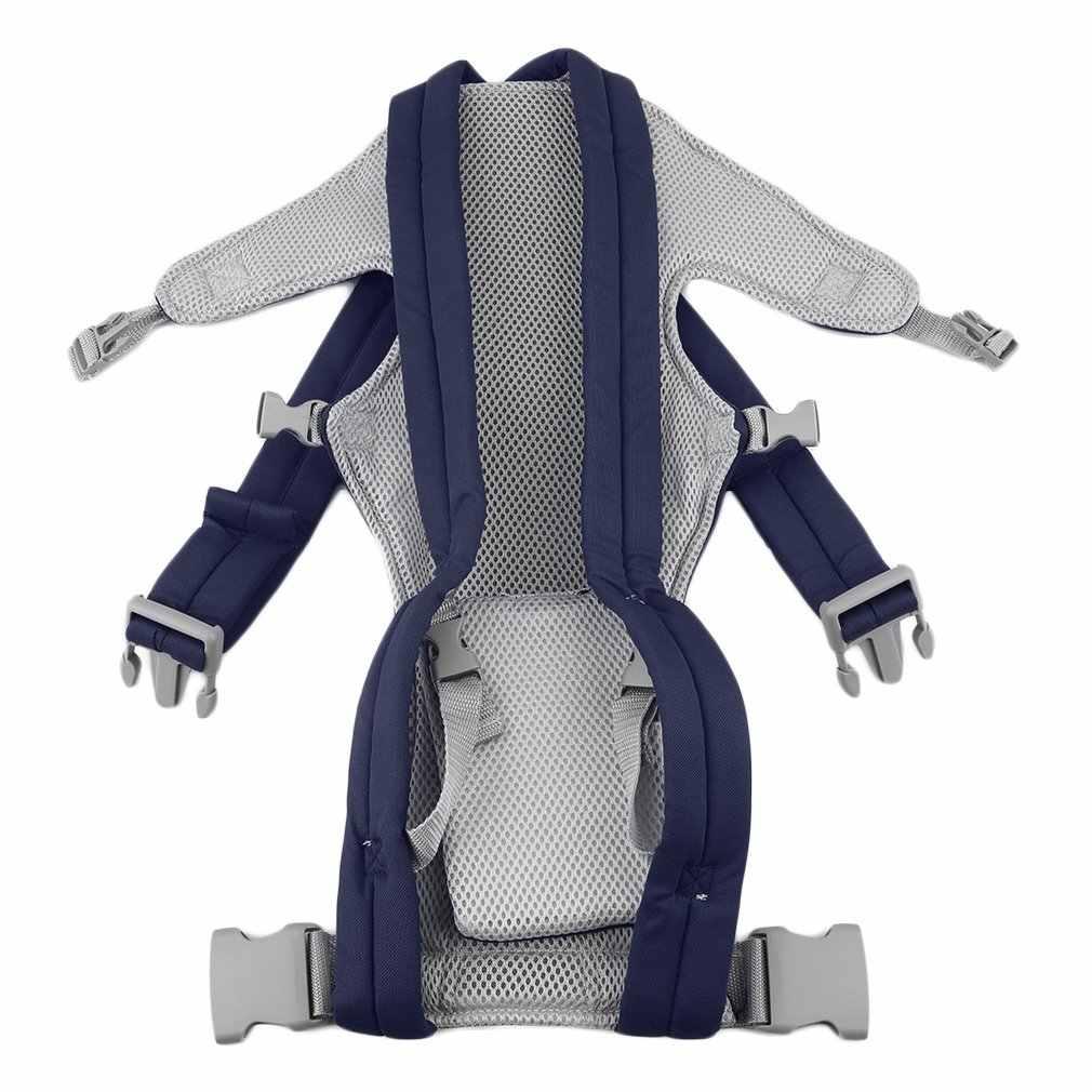 1 шт., переноска для младенцев, слинг, рюкзак велосипедиста, передняя/задняя Сумка, удобная, 3-16 месяцев, регулируемая, мягкая, многоразовая переноска, хит продаж