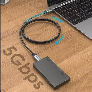 Image 5 - CABLETIME PD 60W USB 3.1 szybkie ładowanie 3A kabel 5 gb/s dla Xiaomi 10 USB C do typu C kabel Macbook Air Samsung S20 N420