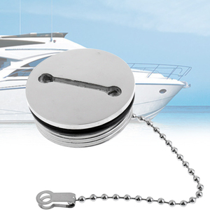Deck Filler With Chain Boat Pa