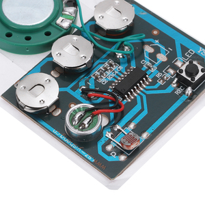 Image 5 - 30s Sound Voice Audio Recordable Music Recorder Board Module Chip Programmable Music Module for Greeting Card DIY