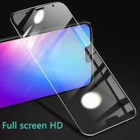 100 piezas de luz azul para Vivo Z3X vidrio templado para Vivo z3x cubierta completa de vidrio protector de pantalla de seguridad