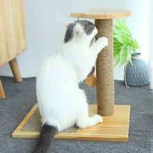 Rope Cat Scratcher Cat-Tree Replacement-Rope Furniture Scratching-Post-Toy Protect Cat-Climbing-Frame