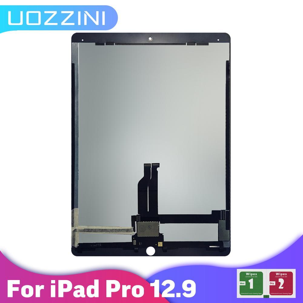 Pantalla LCD para Apple iPad Pro, Panel de montaje de sensores de 12,9 pulgadas, A1584, A1652, Digitalizador de pantalla táctil, probado por 100%