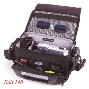 Image 5 - Lowepro Edit 110 Edit 140 Digital SLR Camera Triangle Shoulder Bag Rain Cover Portable Waist Case Holster For Canon Nikon