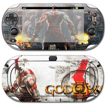 Stickers Decal-Cover Skins PSV1000 Play-Station Ps Vita Video-Games Vinyl Ptotector God
