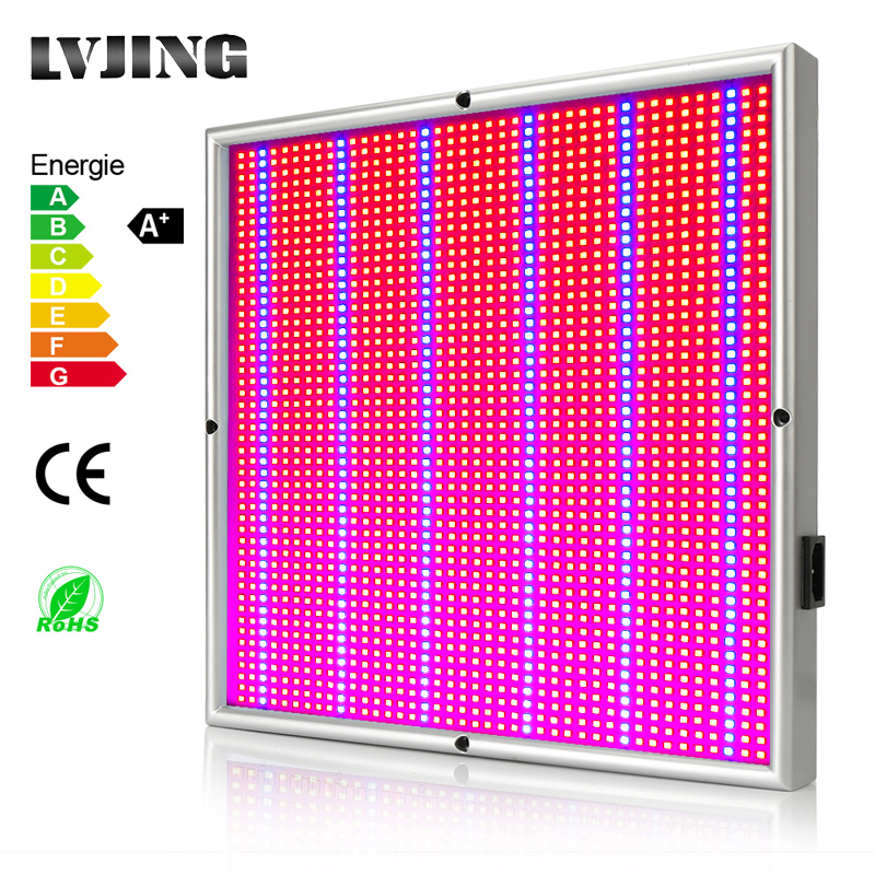 12pcs/lot 200W Full Spectrum LED Grow Light Red Blue Phytolamp For Plants Indoor Hydroponics Greenhouse Grow Tent Box Lighting