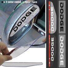 Автомобильное зеркало заднего вида с защитой от дождя и воды, чехол для бровей, боковой экран для doклингов Challenger RAM 1500, зарядное устройство ...